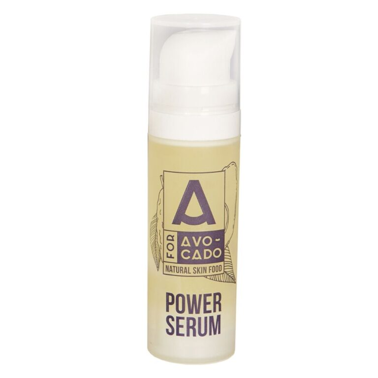 A for Avocado Power Serum