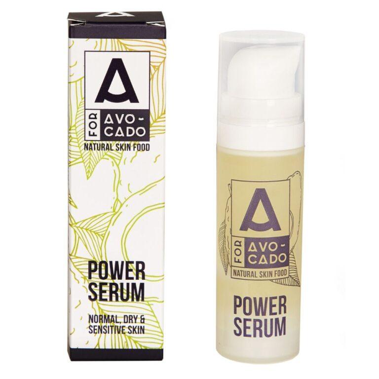 A for Avocado Power Serum