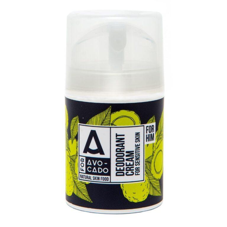 Део крем за мъже - A for Avocado