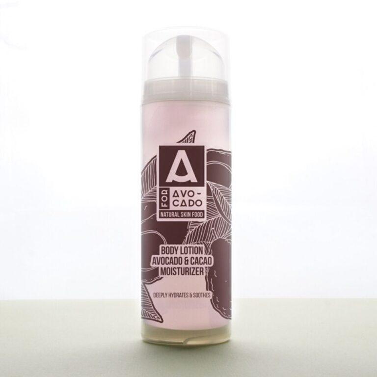 Хидратиращ лосион за тяло - A for Avocado